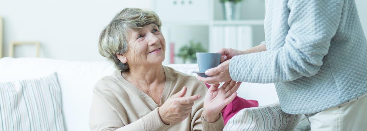 Уход за пожилыми людьми в пансионате